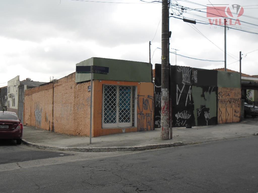 Terreno comercial para locação, Vila Bela, São Paulo - TE0056.