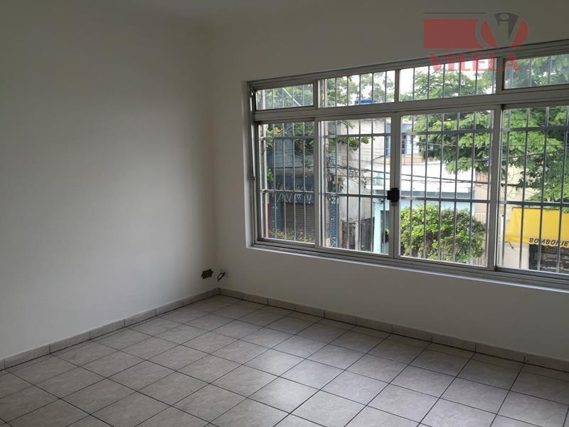 Casa residencial para locação, Vila Ema, São Paulo - CA0202.