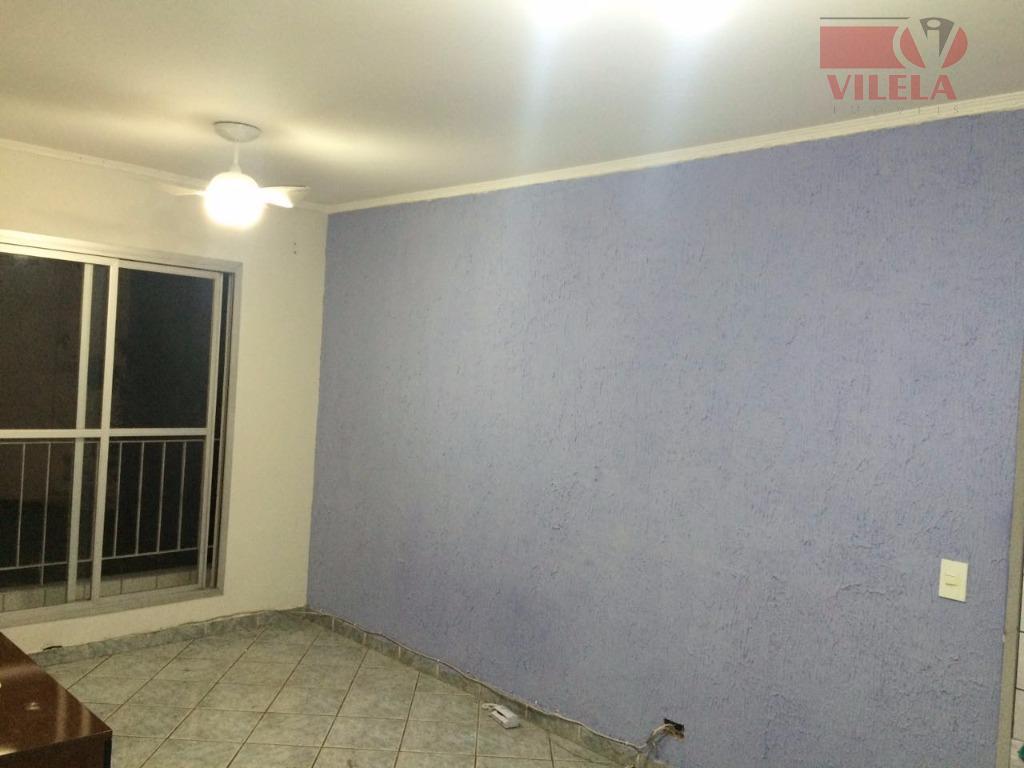 Apartamento residencial para locação, Vila Prudente, São Paulo - AP1053.