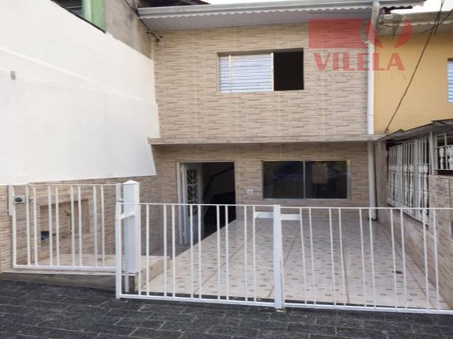 Sobrado  residencial à venda, Alto da Mooca, São Paulo.