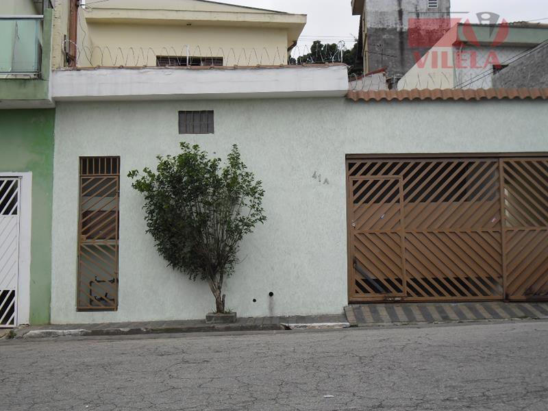 Casa com 1 dormitório para alugar, 60 m² por R$ 1.000/mês - Vila Ema - São Paulo/SP