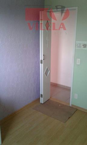 Apartamento residencial à venda, Vila Prudente, São Paulo - AP1126.