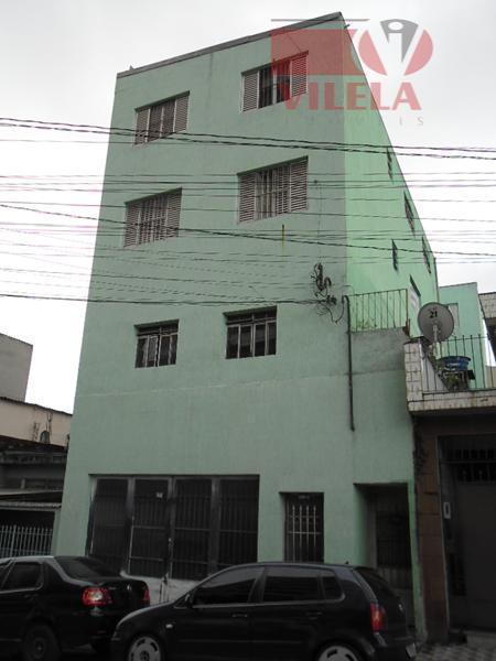 Apartamento residencial para locação, Vila Tolstoi, São Paulo - AP1173.