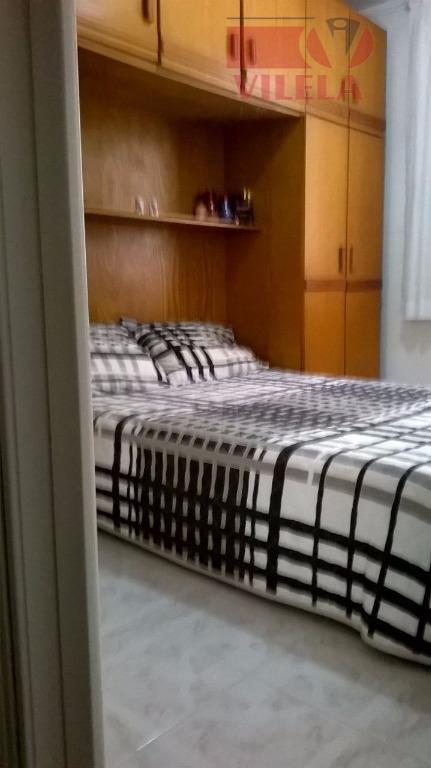 Apartamento residencial à venda, Conjunto Habitacional Teotonio Vilela, São Paulo - AP1191.