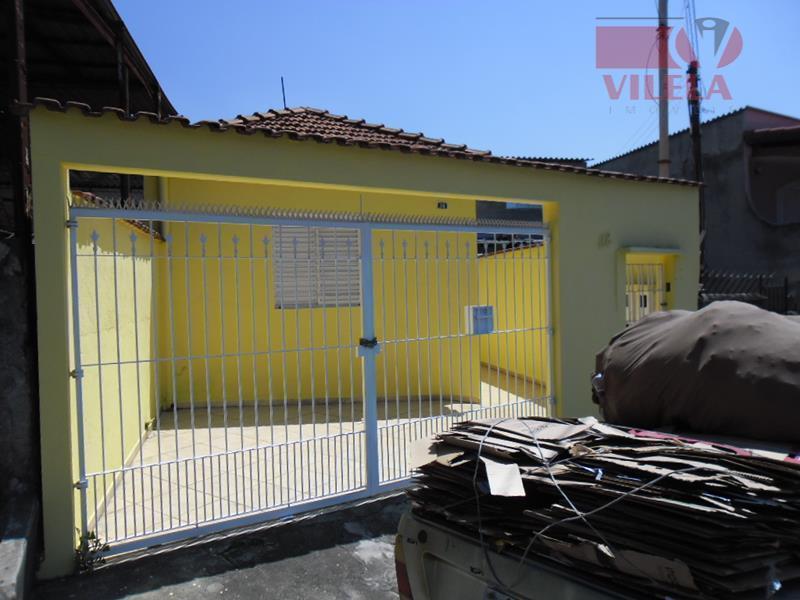 Casa residencial para locação, Vila Ivg, São Paulo - CA0137.