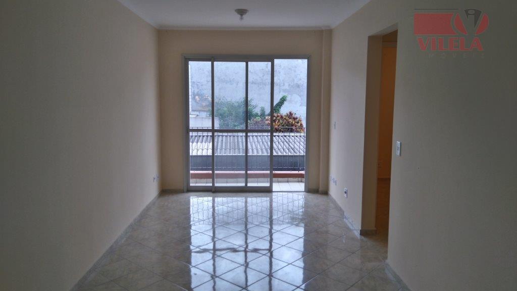Apartamento residencial à venda, Vila Ema, São Paulo - AP1301.