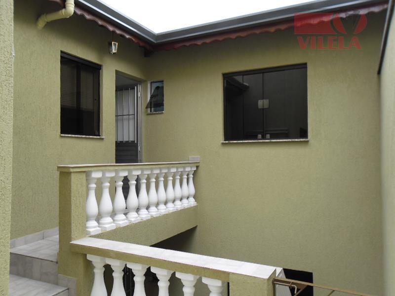 Casa residencial para locação, Vila Tolstoi, São Paulo - CA0356.