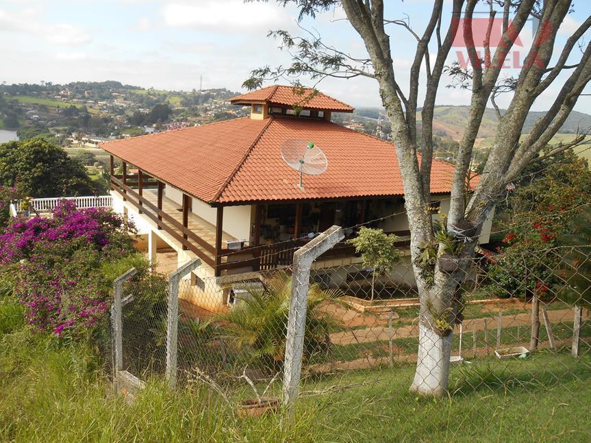 Casa residencial à venda, Chácaras Fernão Dias, Bragança Paulista - CA0360.