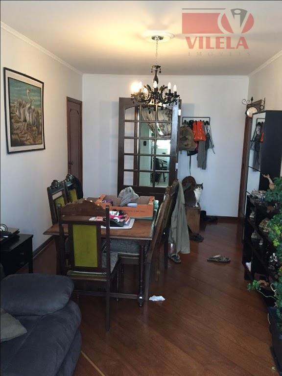 Apartamento residencial à venda, Tatuapé, São Paulo - AP1448.