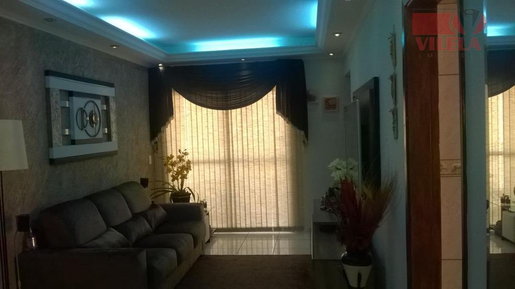 Apartamento residencial à venda, Vila Ema, São Paulo - AP1647.