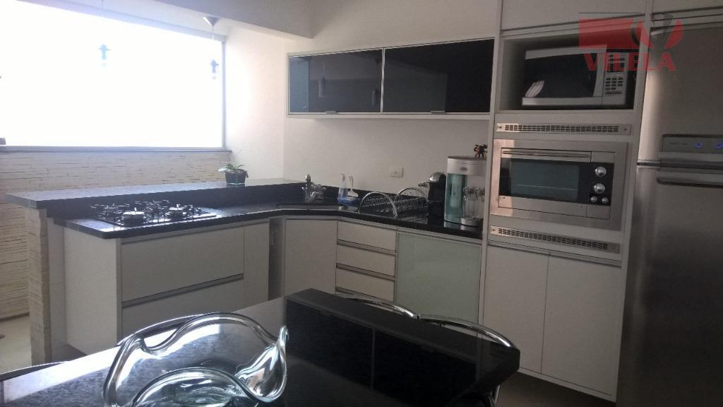 Apartamento residencial à venda, São José, São Caetano do Sul.