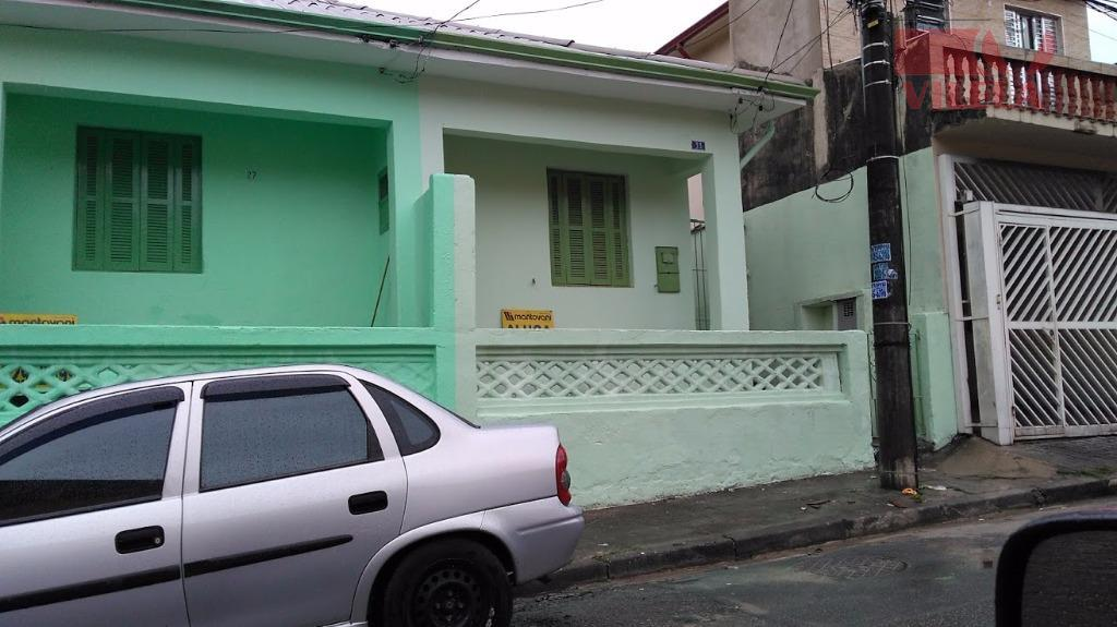Casa residencial para locação, Vila Ema, São Paulo - CA0463.