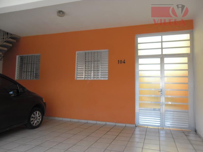 Casa residencial para locação, Vila Ema, São Paulo - CA0481.