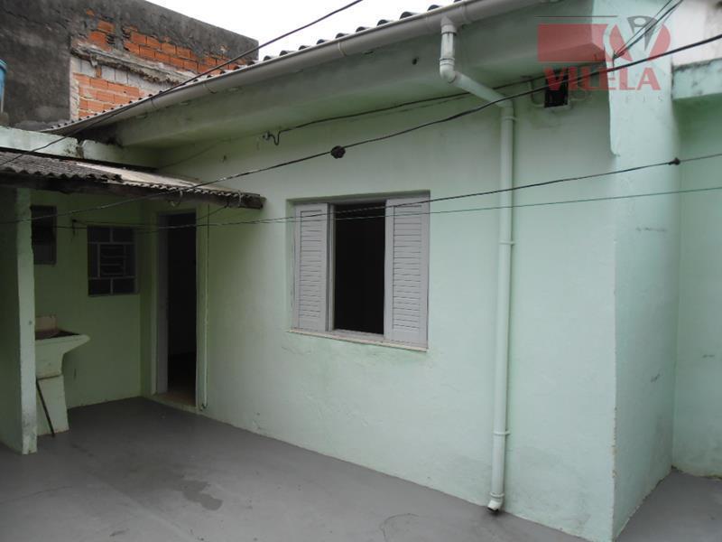 Casa residencial para locação, Parque São Lucas, São Paulo - CA0486.