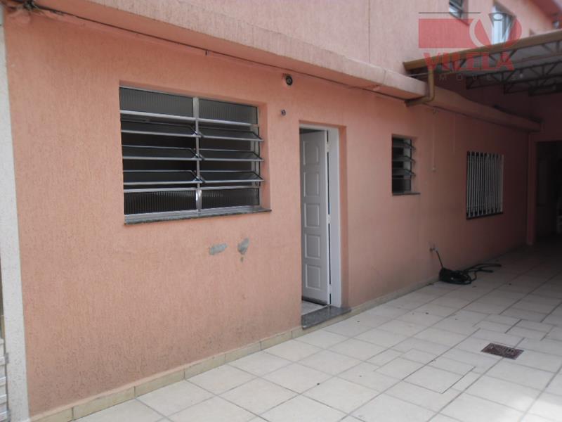 Casa residencial para locação, Parque São Lucas, São Paulo - CA0489.