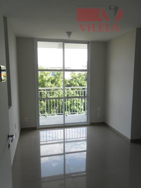 Apartamento residencial para locação, Vila Industrial, São Paulo - AP1911.