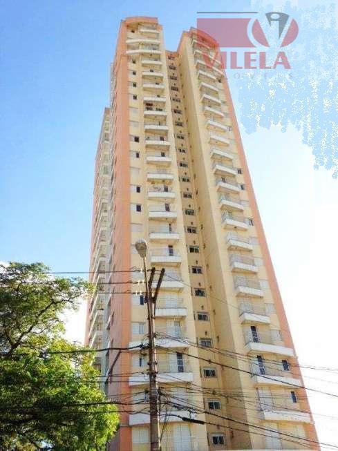 Apartamento residencial à venda, Vila Zelina, São Paulo.