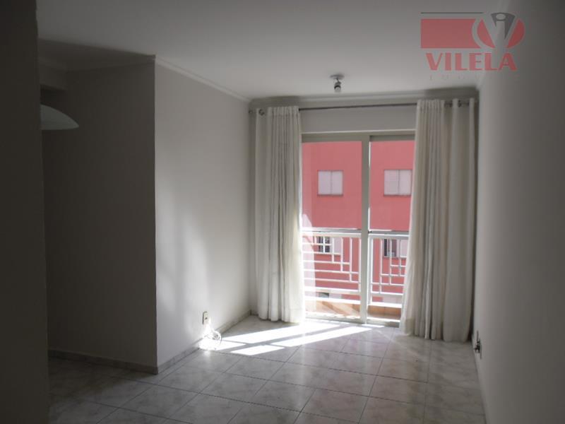 Apartamento residencial para locação, Vila Ema, São Paulo - AP2135.