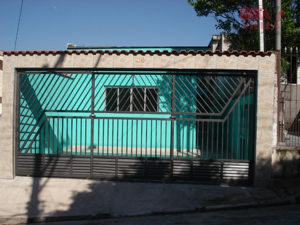 Casa residencial para locação, Vila Ema, São Paulo.