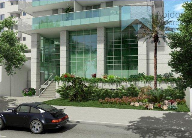Apartamento residencial à venda, Icaraí, Niterói - AP0082.