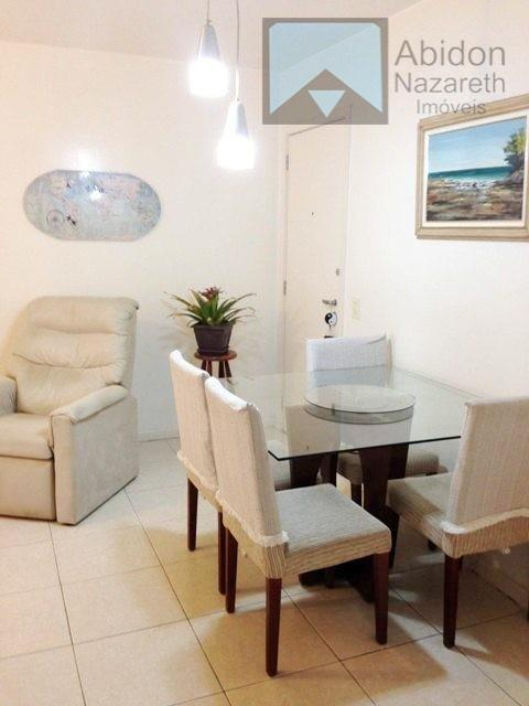 Apartamento residencial à venda, Vital Brasil, Niterói - AP0085.