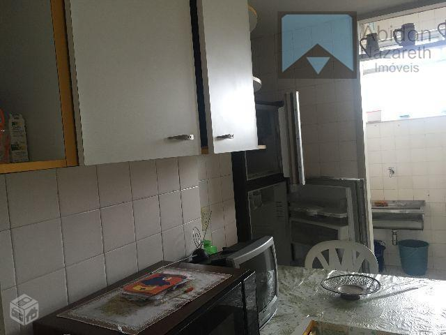 ótimo apartamento 3 quartos originais tendo a sala aumentada, cozinha, 110m², 1 vaga de garagem, varanda,...