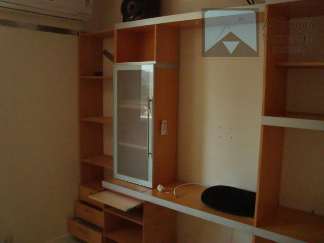 excelente apartamento,sala em l,4 quartos,1 sendo 1 suíte com closet,1 banheiro social,lavabo,varanda com vista lateral para...