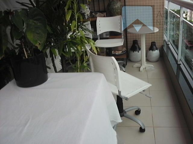 Apartamento residencial à venda, Icaraí, Niterói - AP2327.