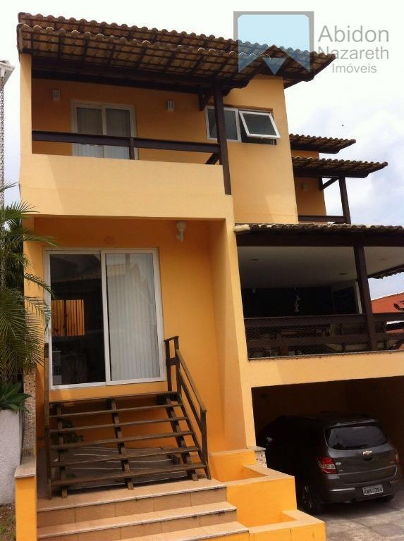 Casa residencial à venda, Badu, Niterói.