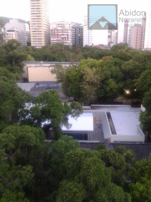 Frente Campo São Bento