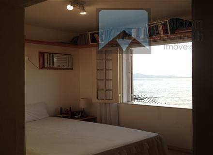 """""""""""juntinho à praia de icaraí c/ vistão total mar de todos os cômodos"""""""" excelente casa no..."""