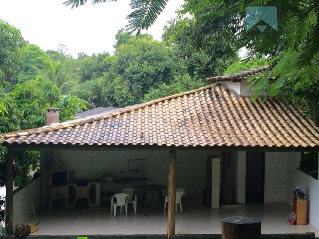 Casa residencial à venda, Mata Paca, Niterói.