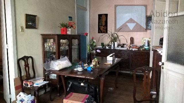 excelente local,serve qualquer atividade comercial.casa antiga,boa para barzinho,restaurante.construida sobre sótão.área de terreno de 200 m².bom investimento.junto...