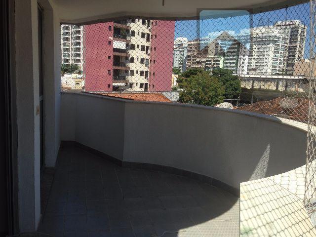 Apartamento c/ 2 Varandas Junto Faculdade La Salle (Abel)