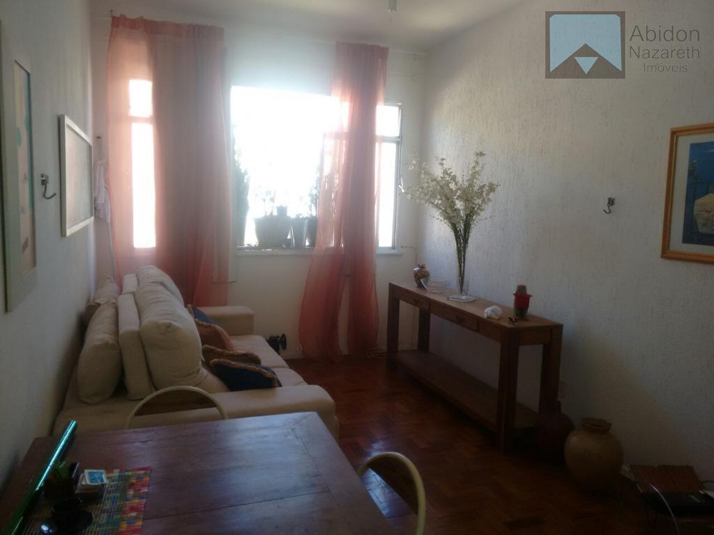 Apartamento de quarto e sala no Centro de Niterói