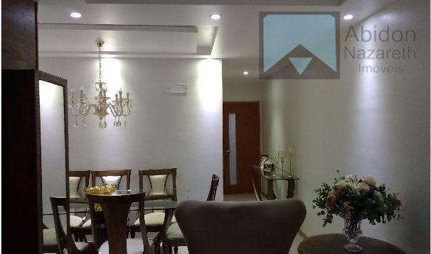 Vendo excelente apto 3 quartos em Camboinhas.