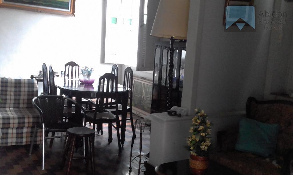 Casa residencial à venda, Icaraí, Niterói.