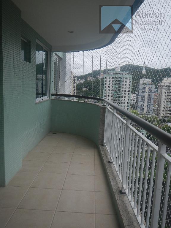 Apartamento para locação, Ary Parreiras, 504 - 1103, Icaraí, Niterói.