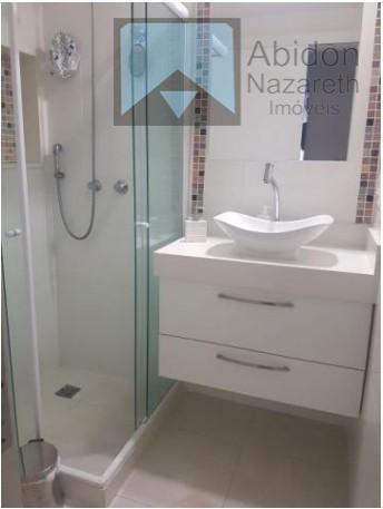 abidon nazareth vende excelente apartamento ,sol da manhã, com varanda , sala, 2 quartos com armários,...
