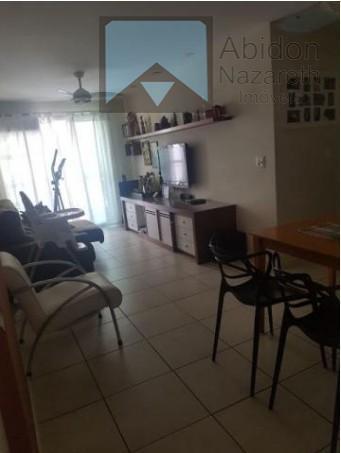 Excelente apartamento 2 qts,com varanda em Icaraí.
