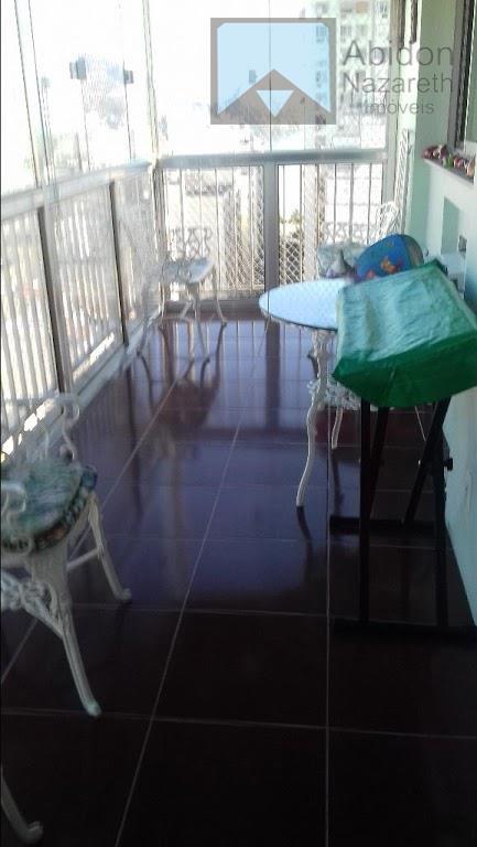 Excelente 1 qts e sala,segunda quadra da praia de Icaraí