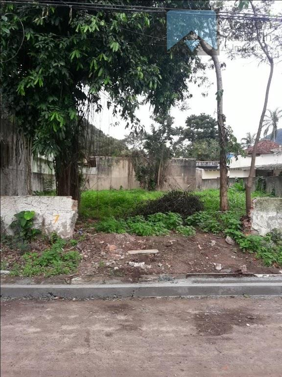 Terreno residencial à venda, Itacoatiara, Niterói.