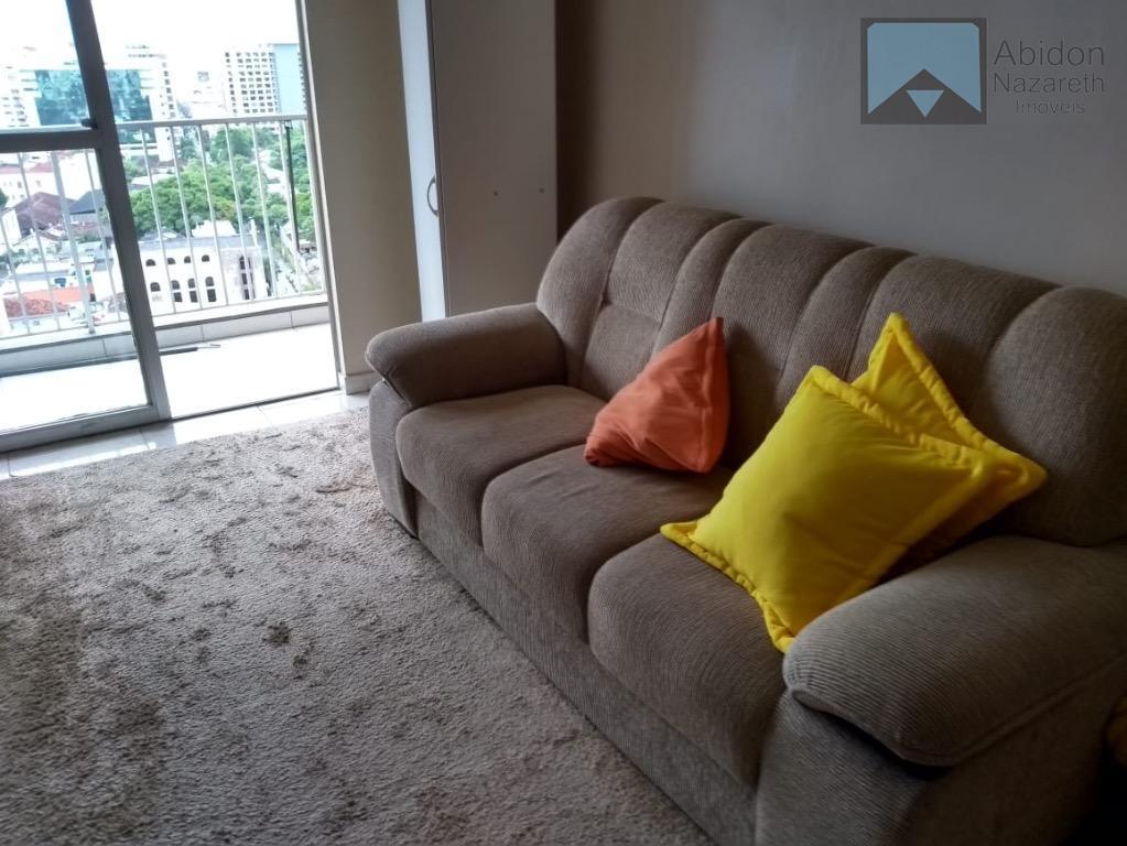 Apartamento com 2 dormitórios à venda, 80 m² por R$ 430.000 - Centro - Niterói/RJ