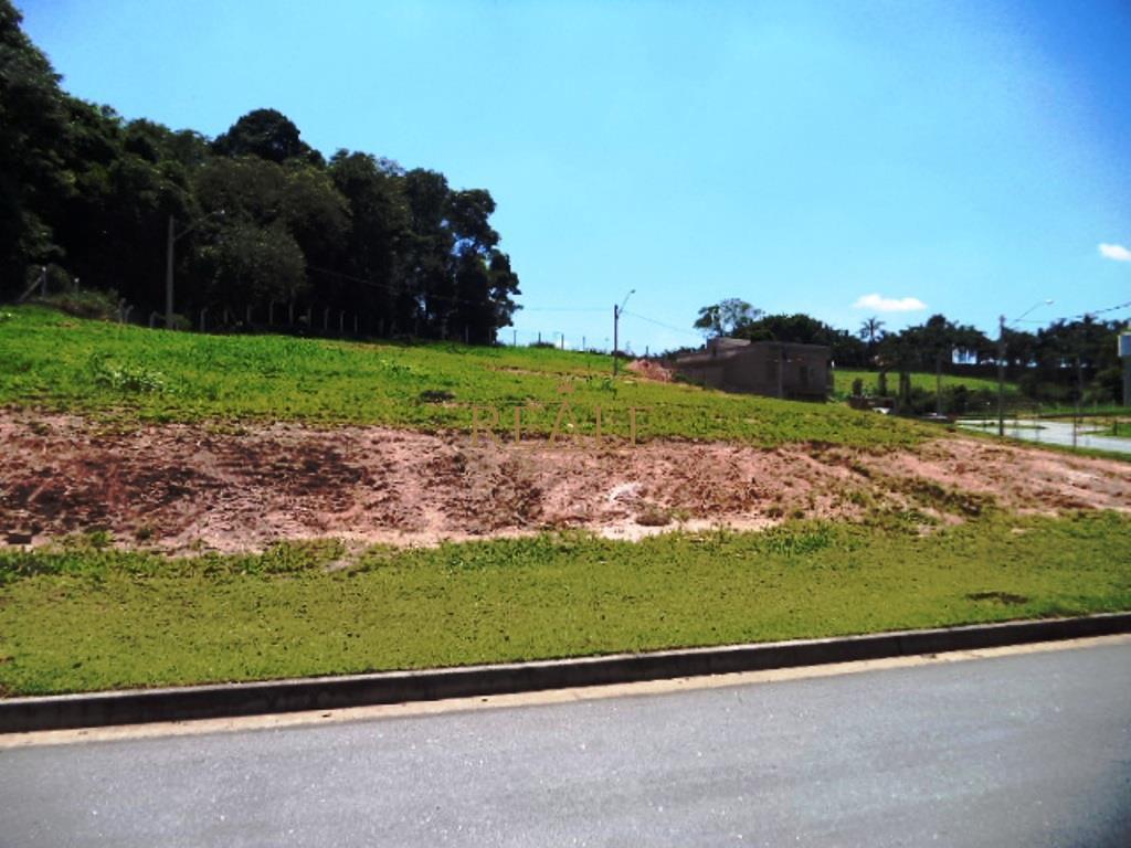 Terreno residencial à venda, Condomínio Portal do Bosque, Louveira - TE0055.