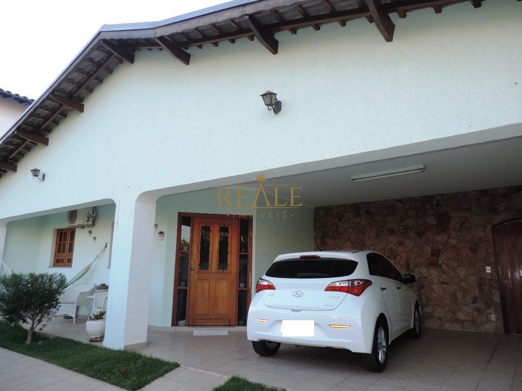 Casa residencial à venda, Residencial Aquários, Vinhedo - CA0198.