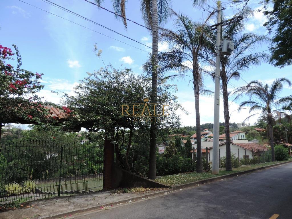 Terreno residencial à venda, Condomínio Chácaras do Lago, Vinhedo - TE0063.