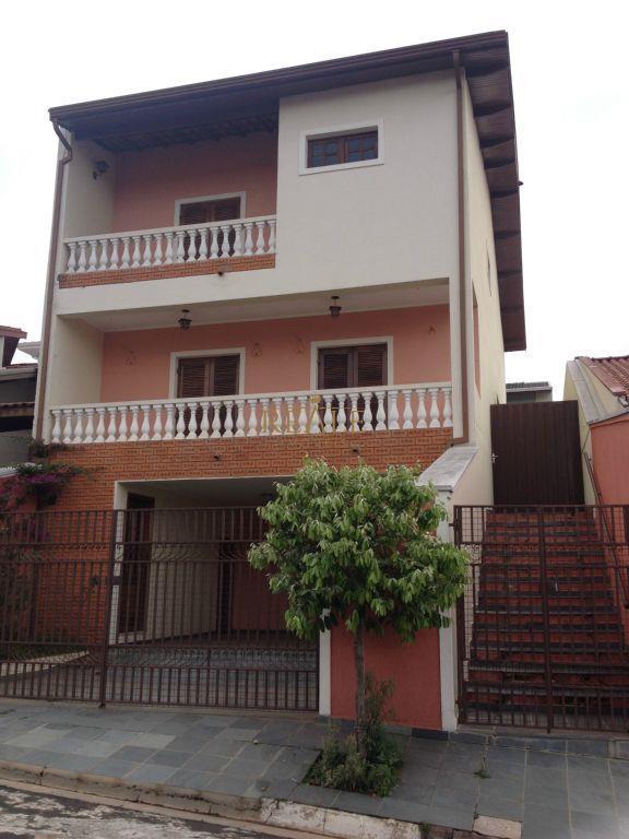 Casa residencial para locação, Condomínio Residencial Mirante do Lenheiro, Valinhos - CA0566.