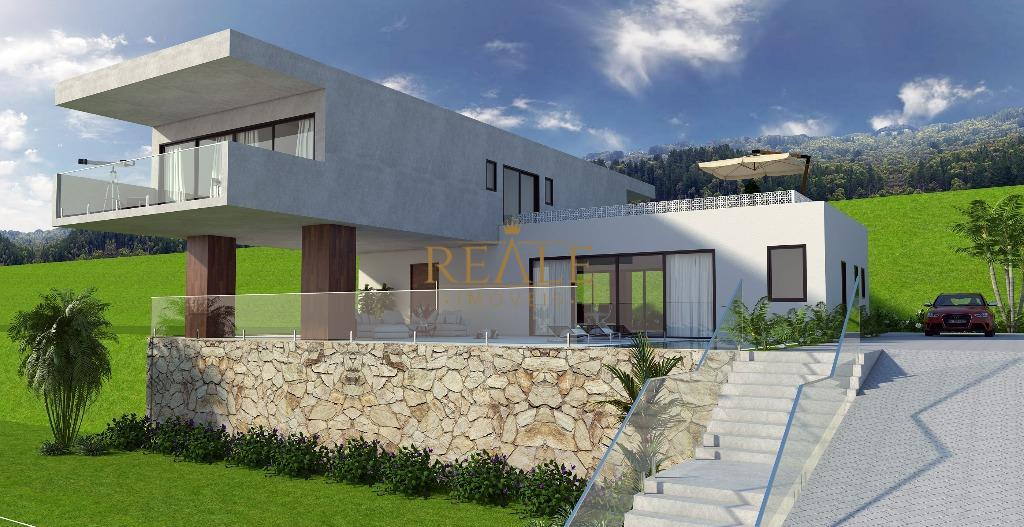Casa residencial à venda, Condomínio Jardim Primavera, Louveira - CA0691.