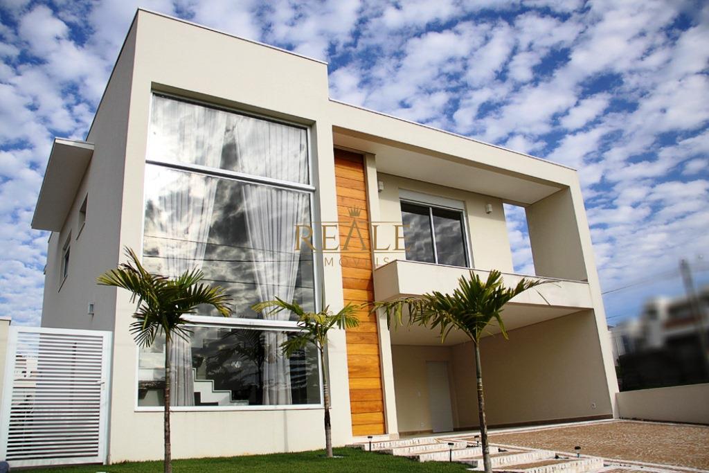 Casa residencial à venda, Condomínio Portal do Jequitibá, Valinhos - CA0635.