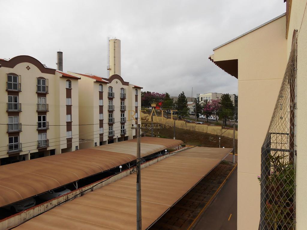Apartamento residencial à venda, Recanto Quarto Centenário, Jundiaí - AP0020.